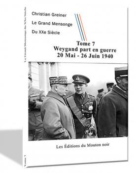 Tome 7. Le Grand Mensonge...